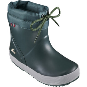 Viking Footwear Indie Alv Thermo Wool Bottes en caoutchouc Enfant, moss green